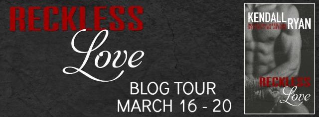 Reckless Love tour banner