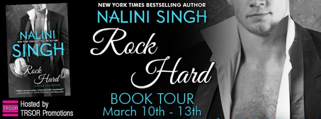 Rock Hard tour banner