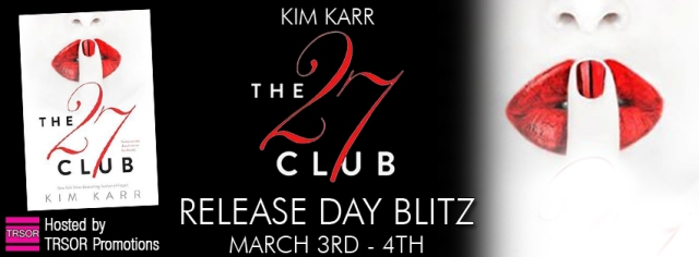 The 27 Club banner