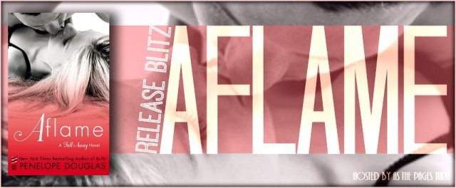 Aflame Banner