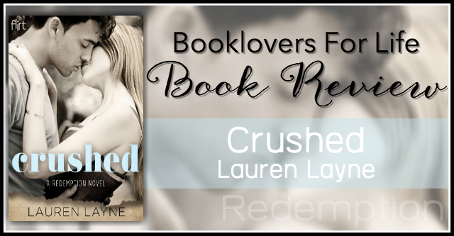 crushed review banner