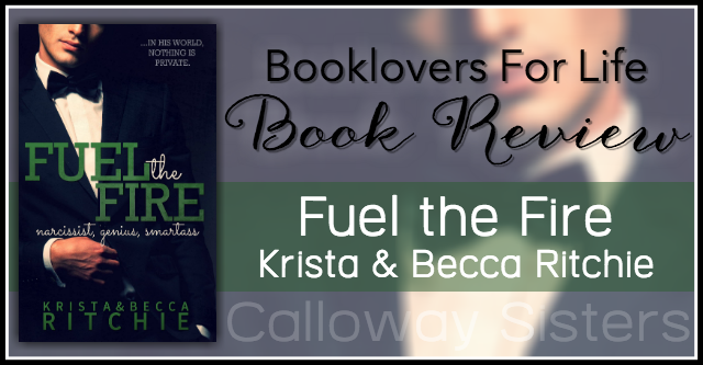 fuel the fire review banner