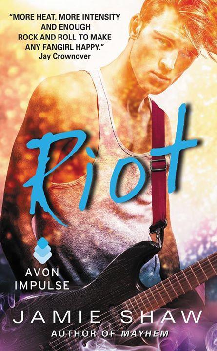Riot by Jamie Shaw