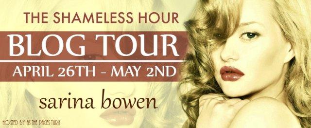 Tour Banner - The Shameless Hour