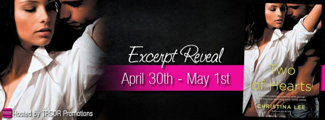 Two of Hearts excerpt reveal