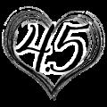 4.5 hearts