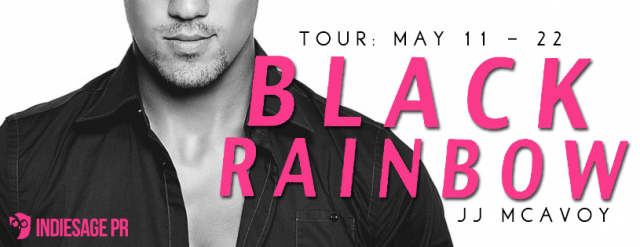 Black Rainbow Tour banner