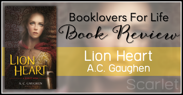 lion heart review banner