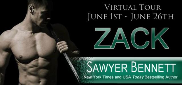 Zack tour banner