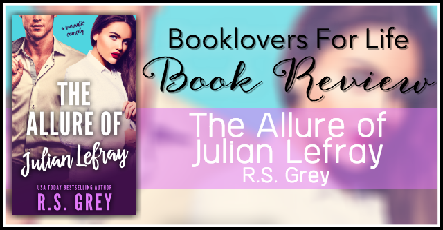 the allure of julian lefray review banner