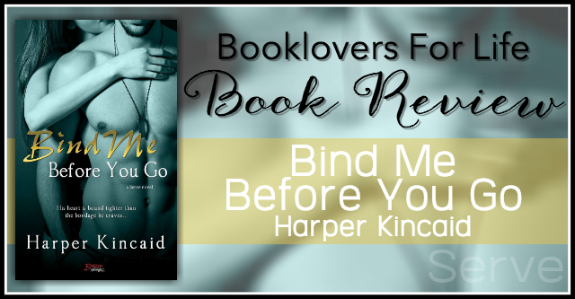 bind me before you go review banner