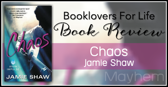 chaos review banner