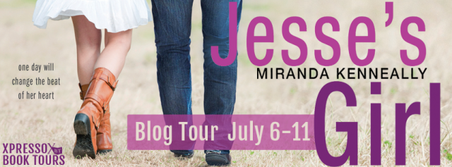 Jesse's Girl Tour Banner