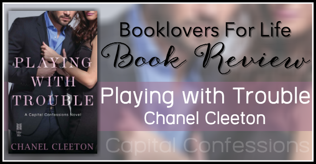 playing with trouble review banner