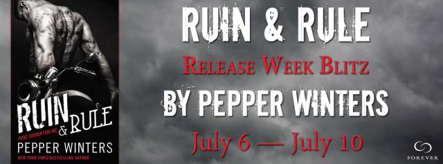 Ruin & Rule Release Week Blitz