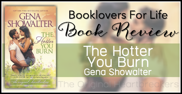 the hotter you burn review banner