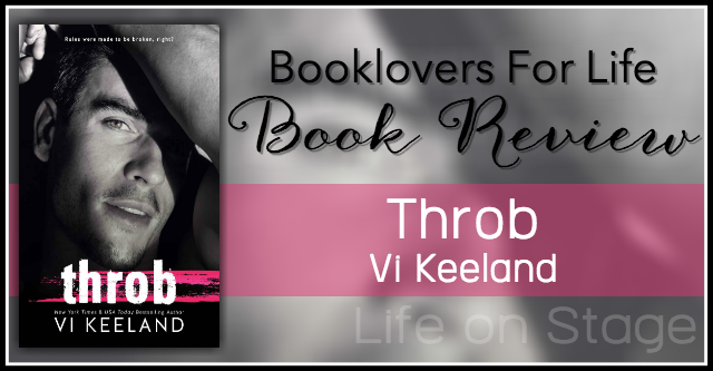 throb review banner