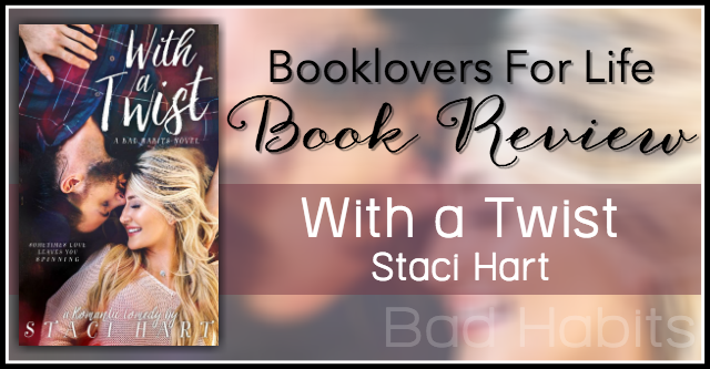 with a twist review banner