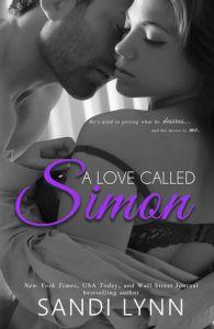 A Love Called Simon by Sandi Lynn