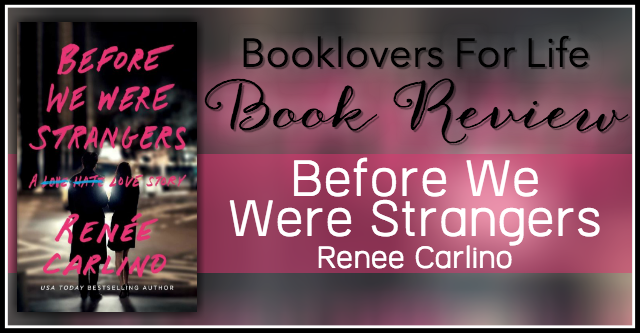 before we were strangers review banner