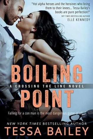 Boiling Point by Tessa Bailey