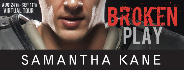 Broken Play tour banner