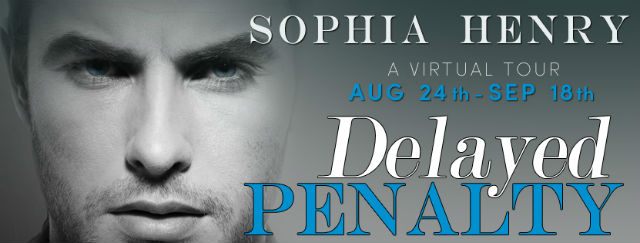 Delayed Penalty tour banner