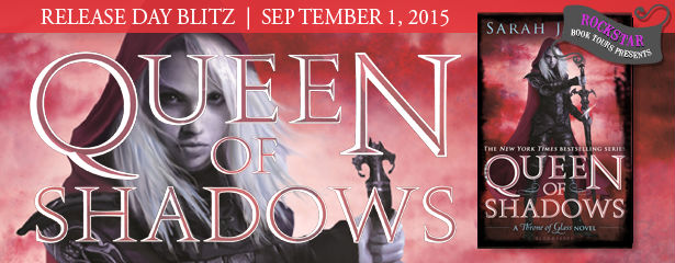 Queen of Shadows banner