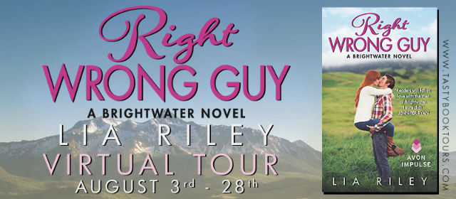 Right Wrong Guy tour banner