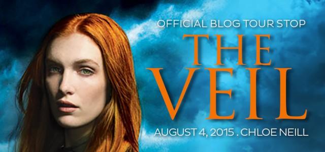 The Veil tour banner