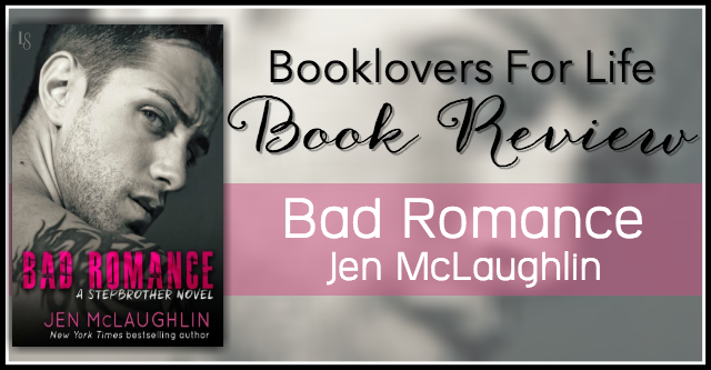 bad romance review banner