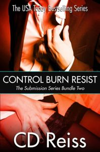 Control Burn Resist by C.D. Reiss
