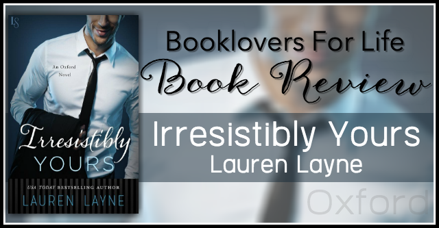 irresistibly yours review banner