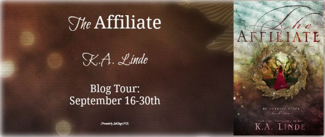 The Affiliate tour banner