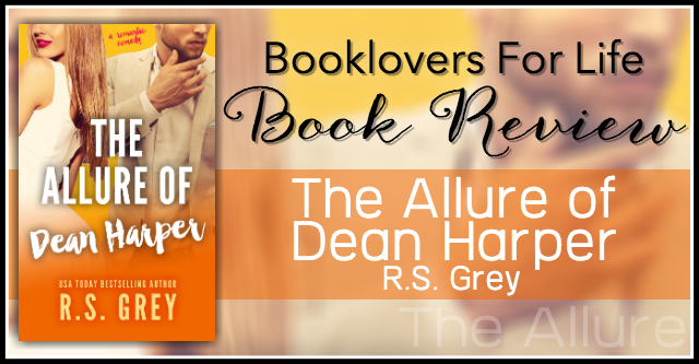 the allure of dean harper review banner