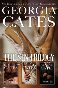 The Sin Trilogy by Georgia Cates