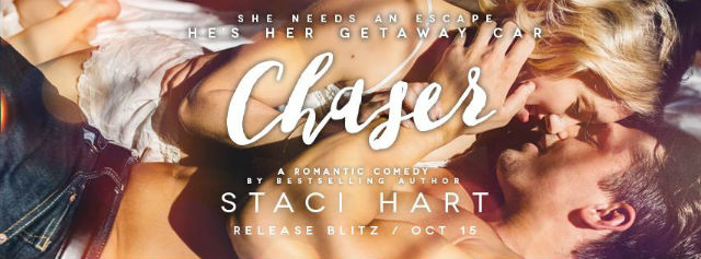 Chaser release banner