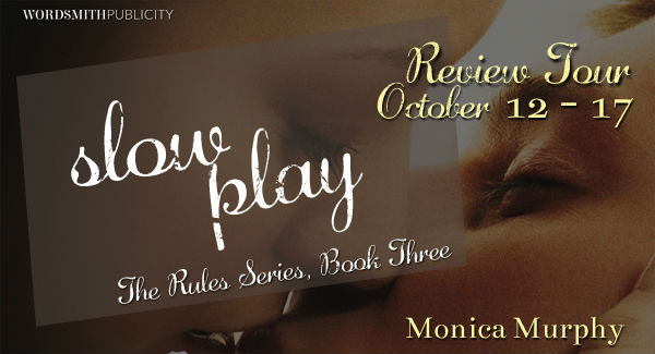 Slow Play tour banner