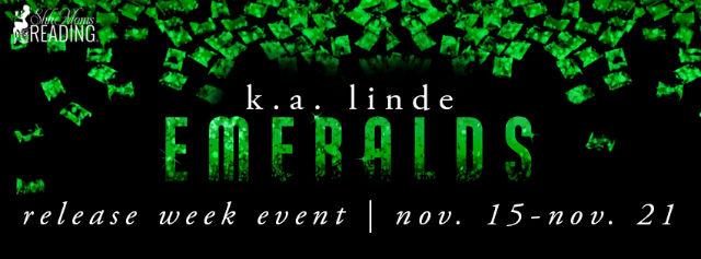 Emeralds Release Week Banner