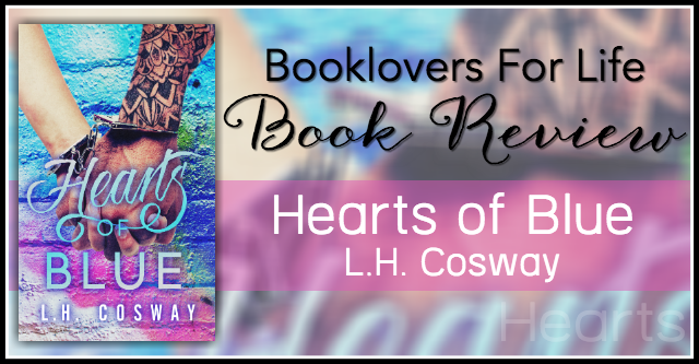 hearts of blue review banner
