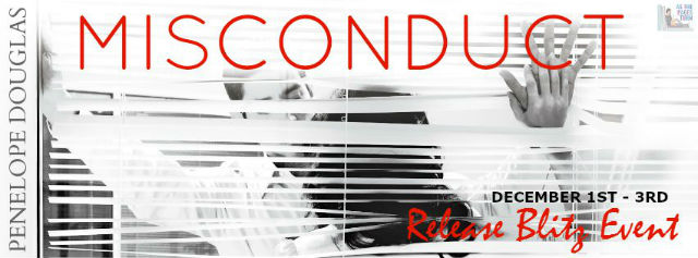 Misconduct release banner