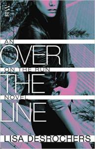 Over the Line by Lisa Desrochers
