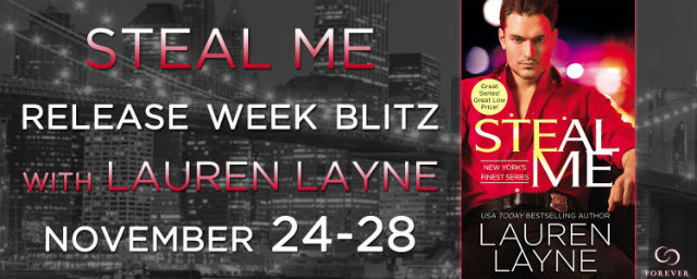 Steal Me Release Week Blitz