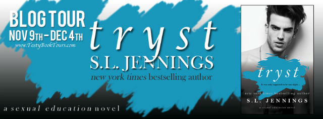 Tryst tour banner