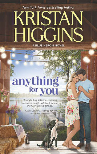 Anything for You by Kristan Higgans