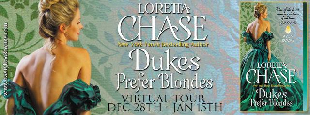 Dukes Prefer Blondes tour banner