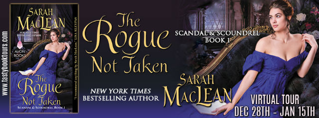 The Rogue Not Taken tour banner