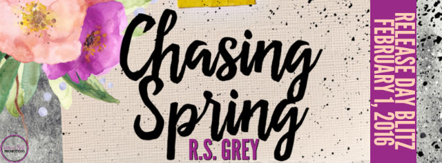 Chasing Spring release