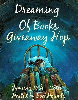 dreaming of books hop