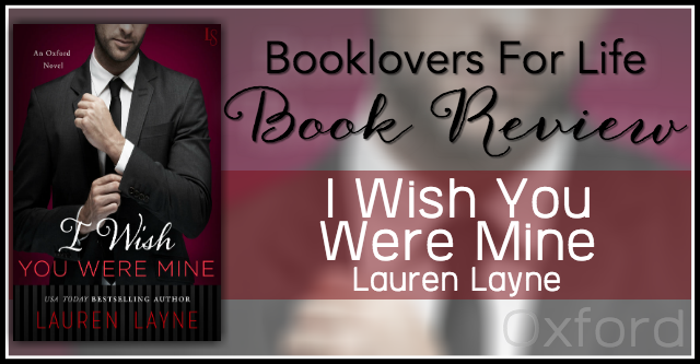 i wish you were mine review banner